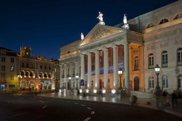 Teatro Nacional Lisboa