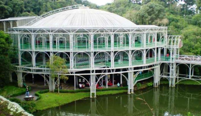 Teatro Ópera de Arame - Curitiba
