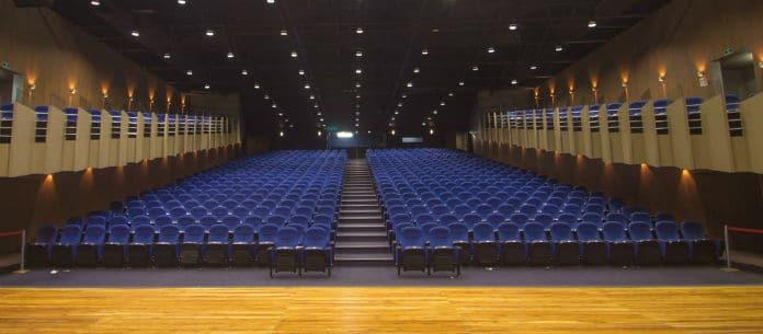 Teatro Paulo Pontes - João Pessoa-PB