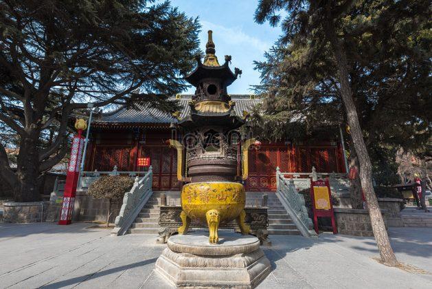 Templo de Zhanshan