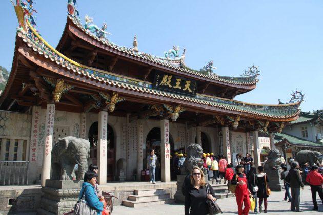 Templo Nan Pu Tuo Xiamen