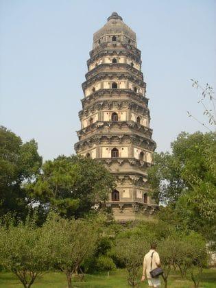 Templo Yunyan Suzhou
