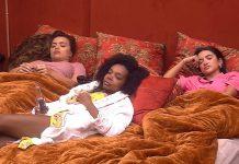 Thelma, Manu e Rafa apontam Babu mais confiante no BBB