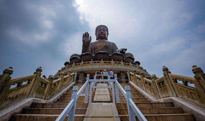 Tian Tan Buddha Hong Kong