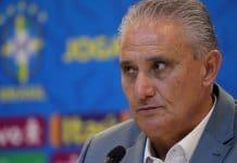 Tite anuncia a convocação da Seleção para as Eliminatórias