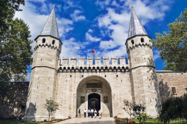 Topkapi Palace Istambul