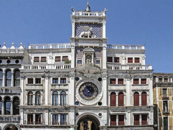 Torre dell'Orologio de Veneza