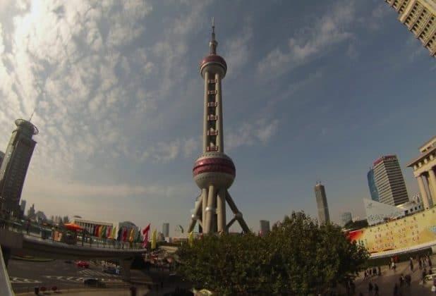 Torre Pérola do Oriente Xangai