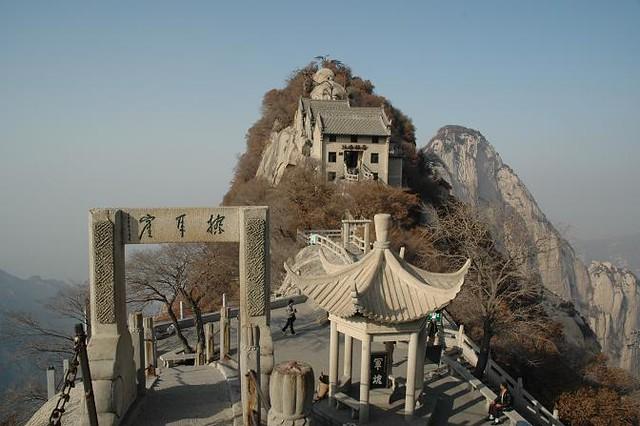 Xian, China - A história chinesa contada pela arquitetura.
