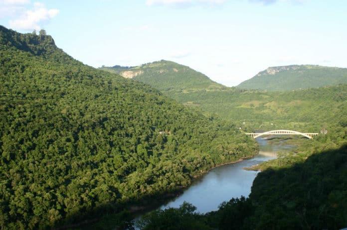 Vale do Rio das Antas - Bento Gonçalves-RS