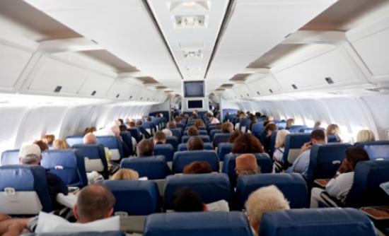Boa viagem de avião