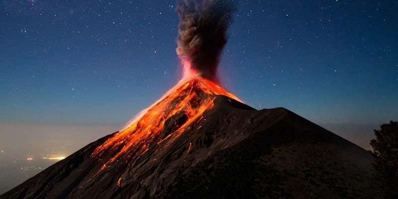 Vulcão Fuego