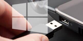 Windows não reconhece USB
