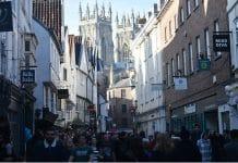 York - Inglaterra Reino Unido