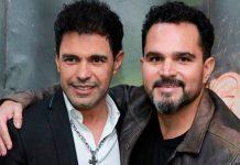 Zezé di Camargo e Luciano fazem hoje primeira live da dupla